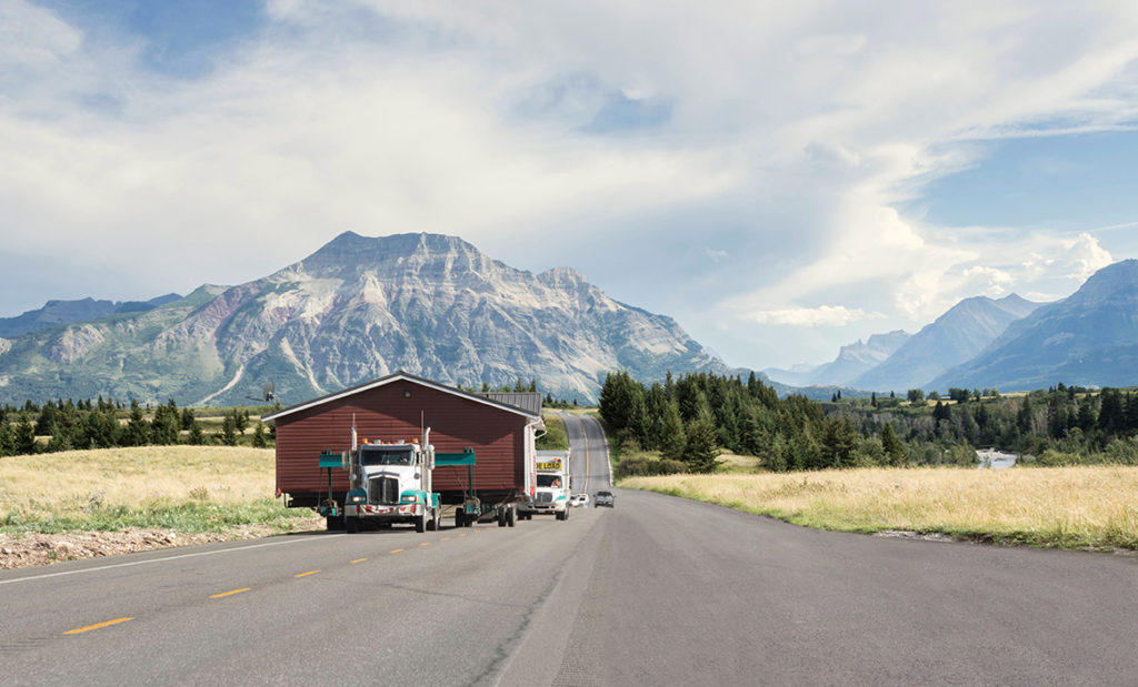 Heavy Haul Transportation Services Colorado, Oversized Trucking in Colorado
