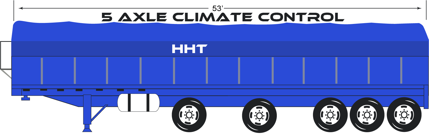 5 AXLE CLIMATE CONTROL