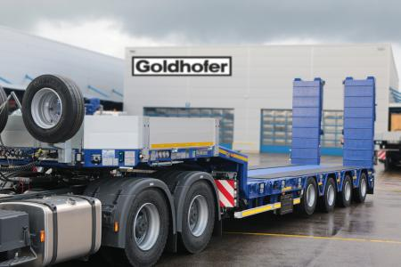 4 Axle Step Deck - Heavy Haul Transporters